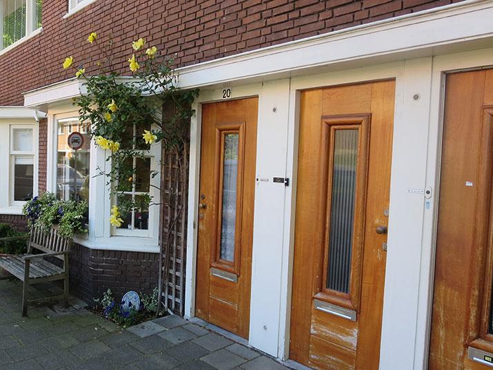 02 Dakopbouw Amsterdam
