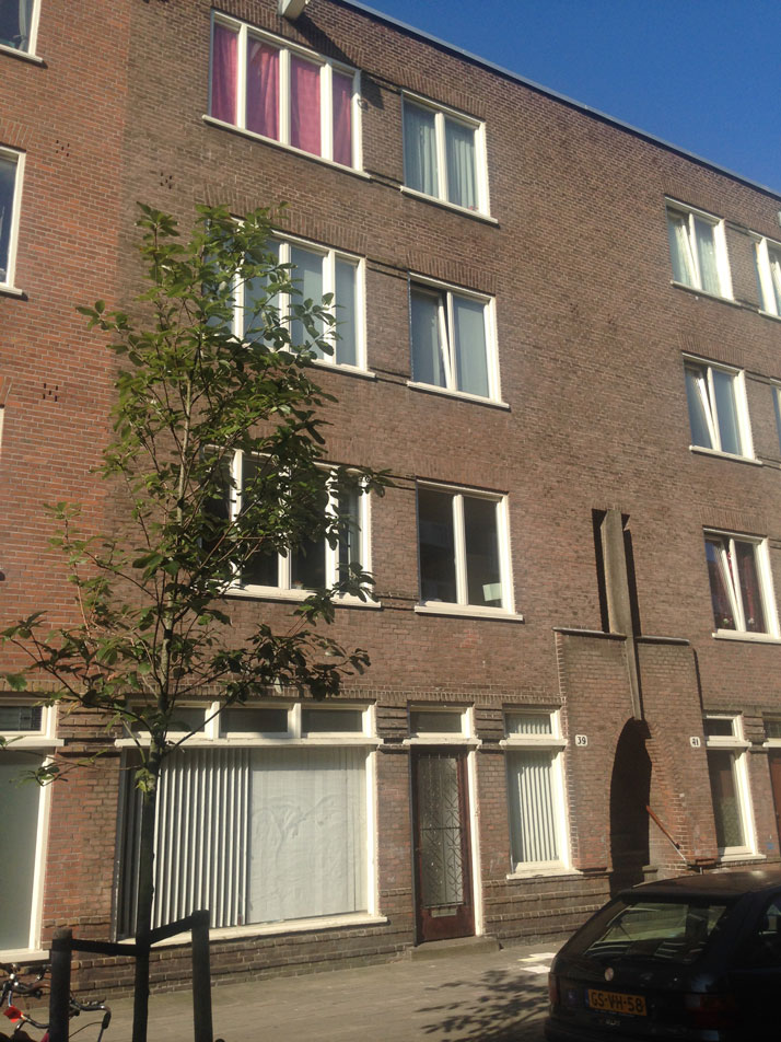 01 Kelderbouw Amsterdam