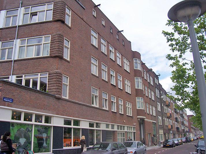 Ondersplitsing-Amsterdam
