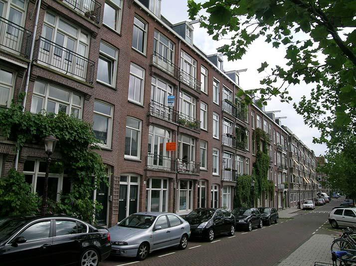 Splitsen-Amsterdam